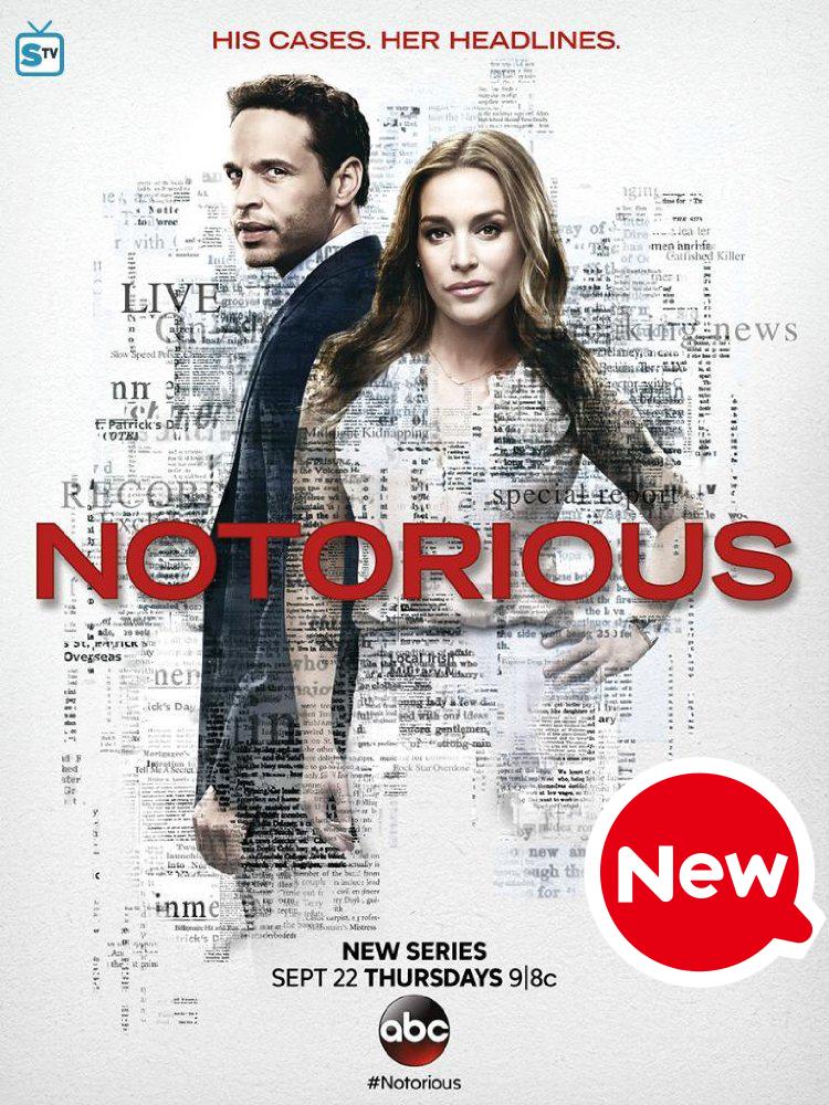 Notorious (01 saisons->4 Gigas Total) Francais