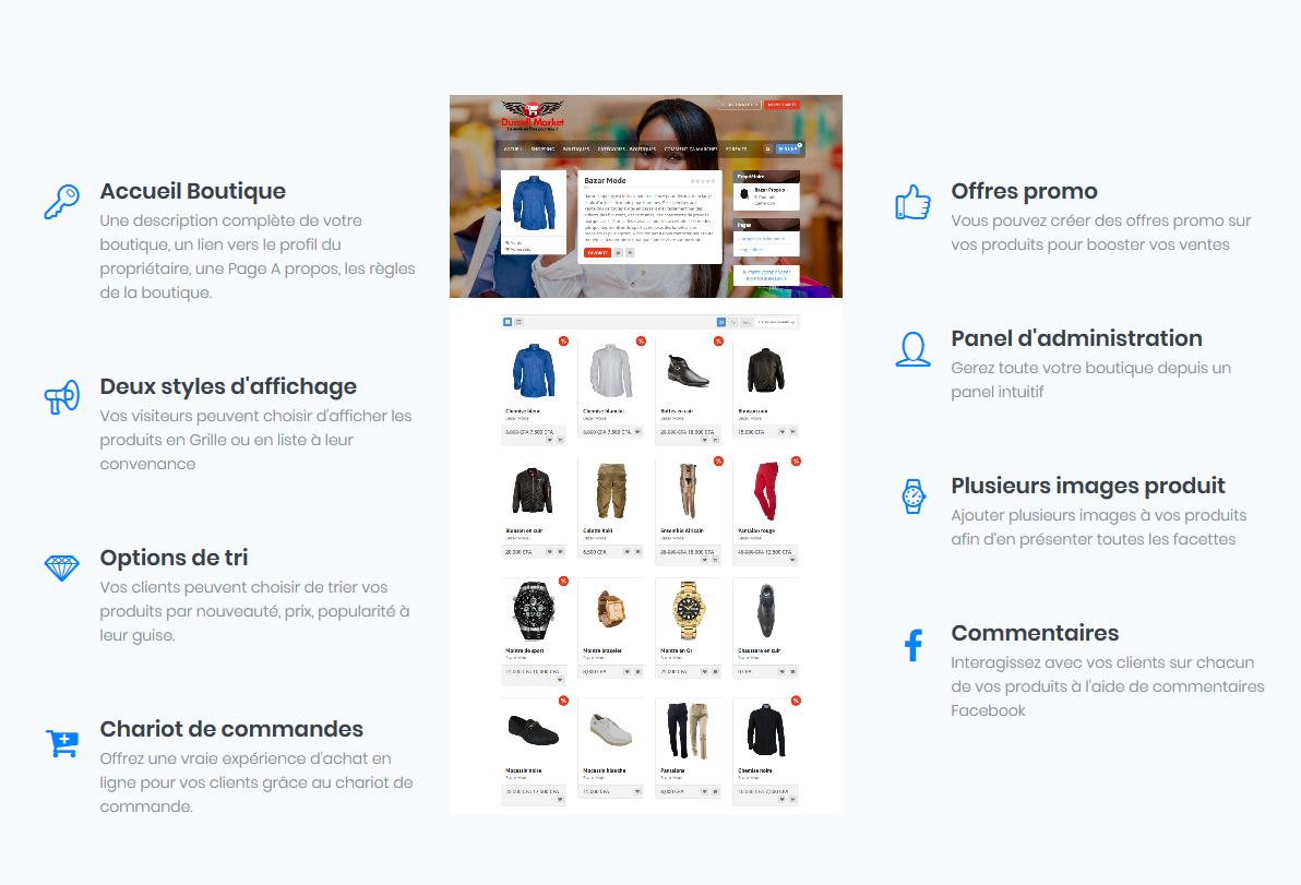 Meilleurs sites de vente en ligne au Cameroun