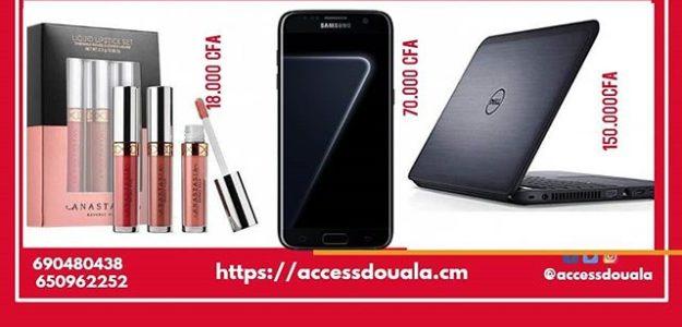 Access Douala