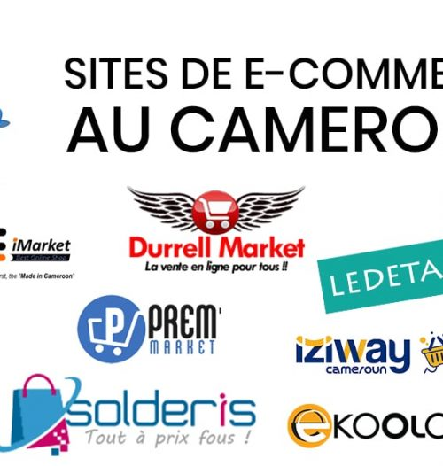 top sites e-commerce cameroun